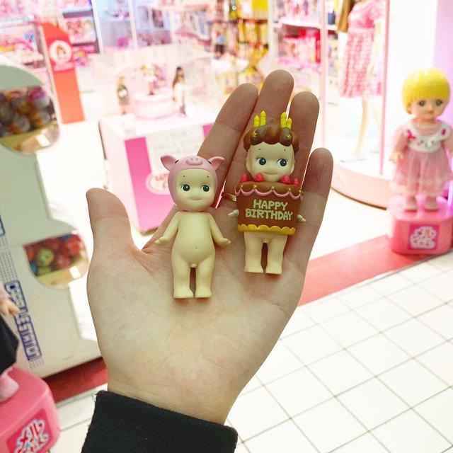 銀座イタリアン ORIGO(博品館店),玩具控