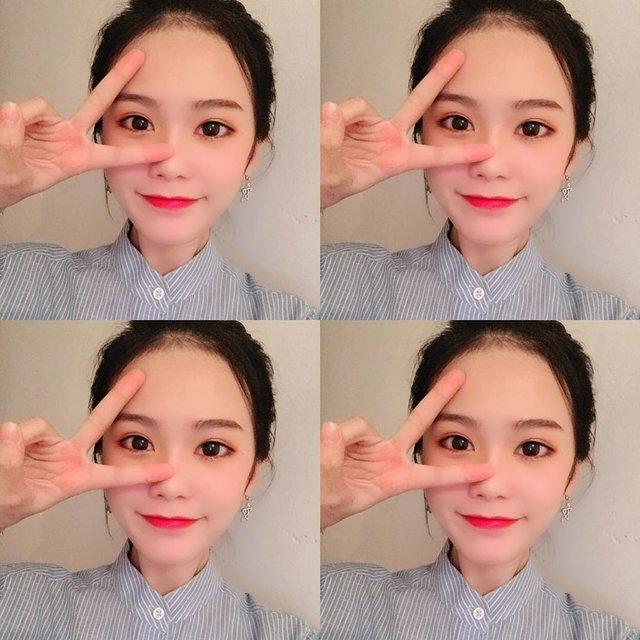 四连拍,just posted a photo with nice,微博:大face喵喵,喜欢请点赞