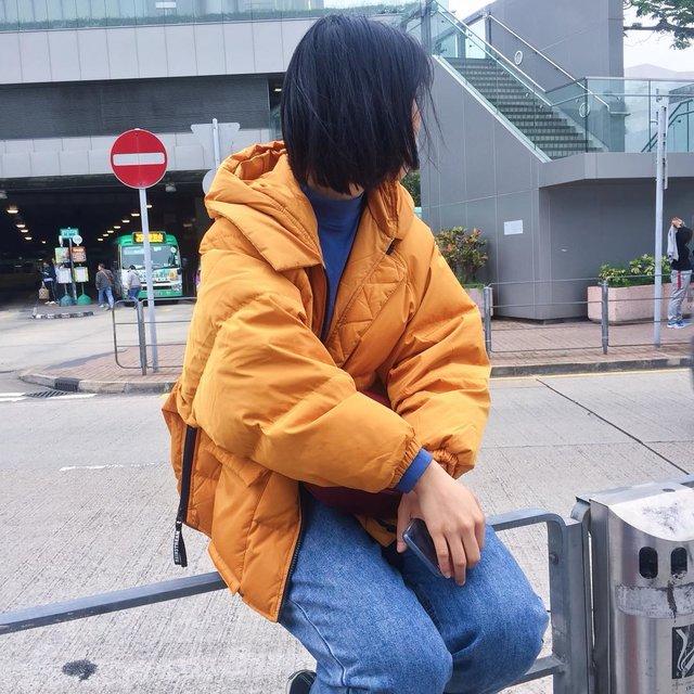 橙色V7的照片