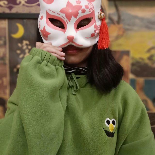面具,失眠症患者,喜欢请点赞,互赞,你好