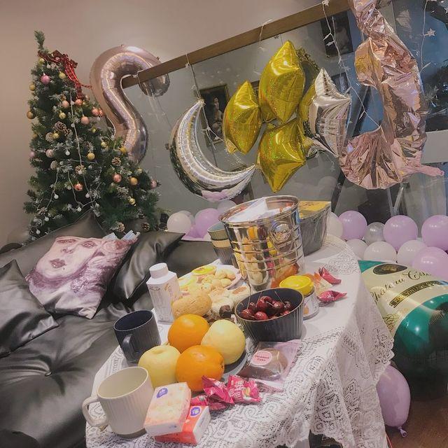 甜食主义,水果控,party,民宿