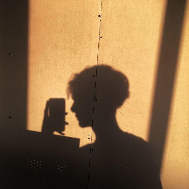 手机摄影,光与影