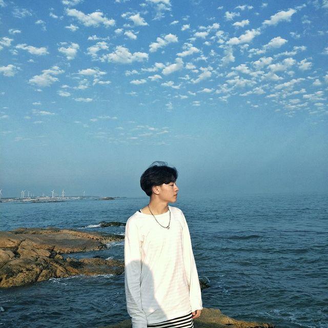 那片海,面朝大海