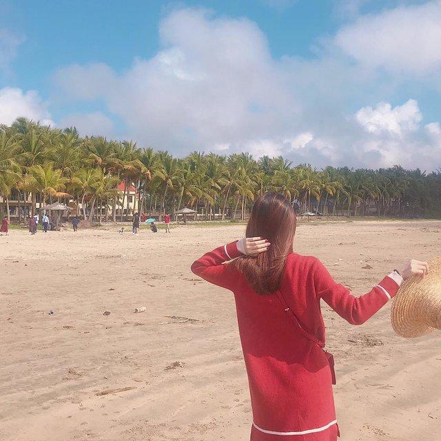 风景这边独好,那片海,椰子树