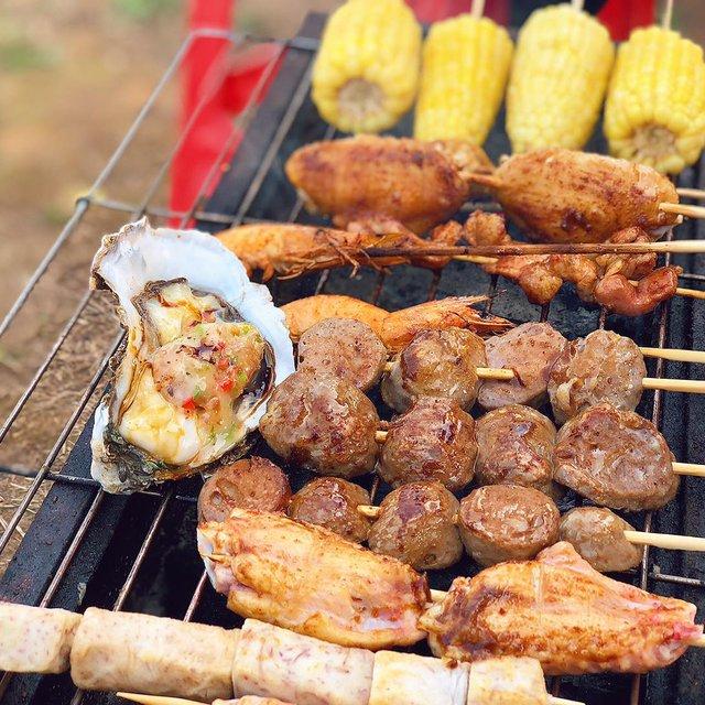 烧烤,烤串,这个我先替你吃了,好吃,肉肉