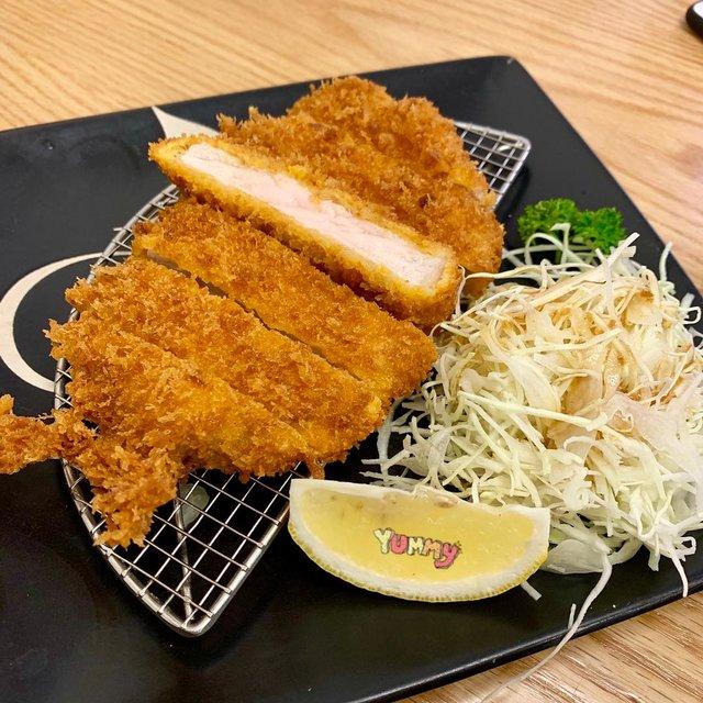 日式炸猪排,喜欢请点赞,无肉不欢,这个我先替你吃了