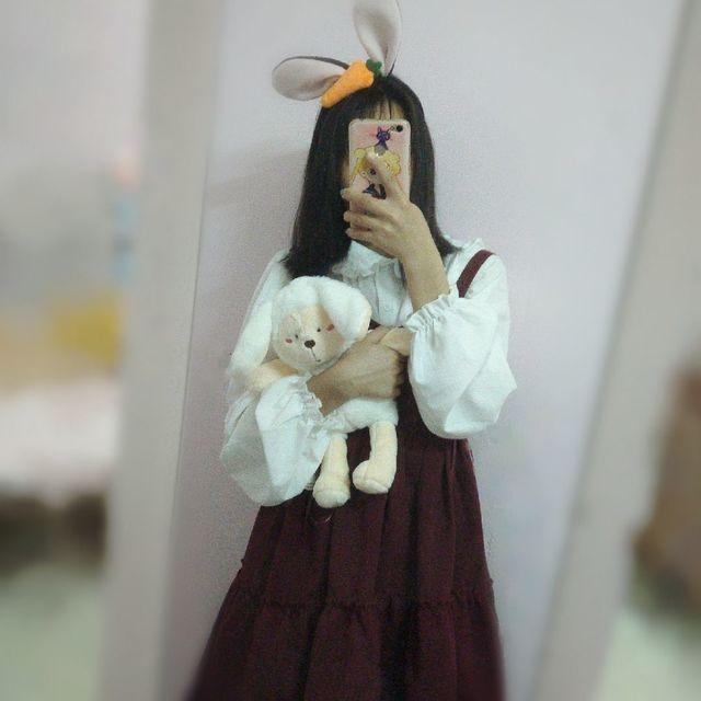 兔兔买裙子了嘛的照片