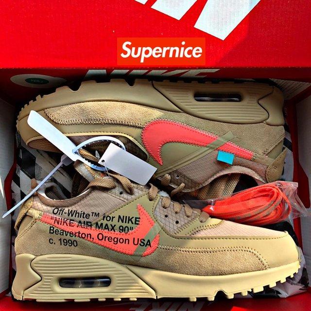我为鞋狂,Nike,OFF-White