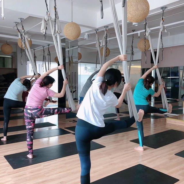爱瑜伽,学霸养成中,ONE DAY