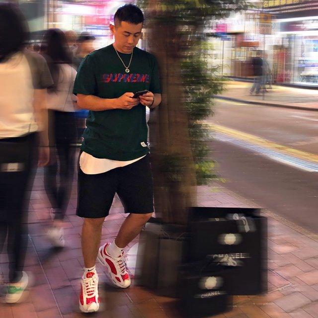 Supreme,Nike,时代广场,今天穿这样,我为鞋狂