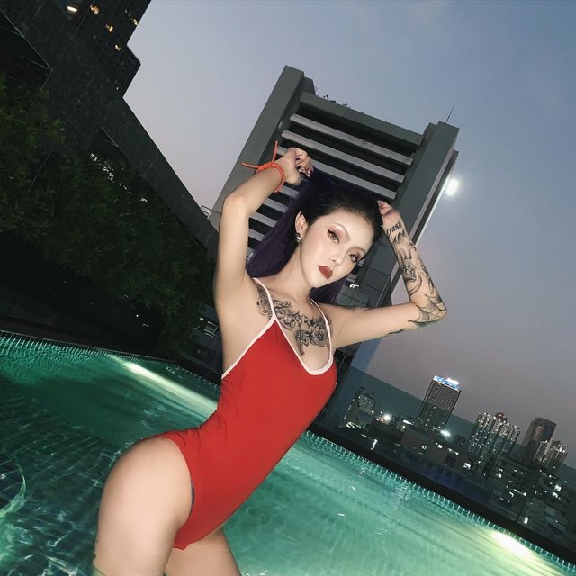 Bangkok,新浪微博:@3bbyls