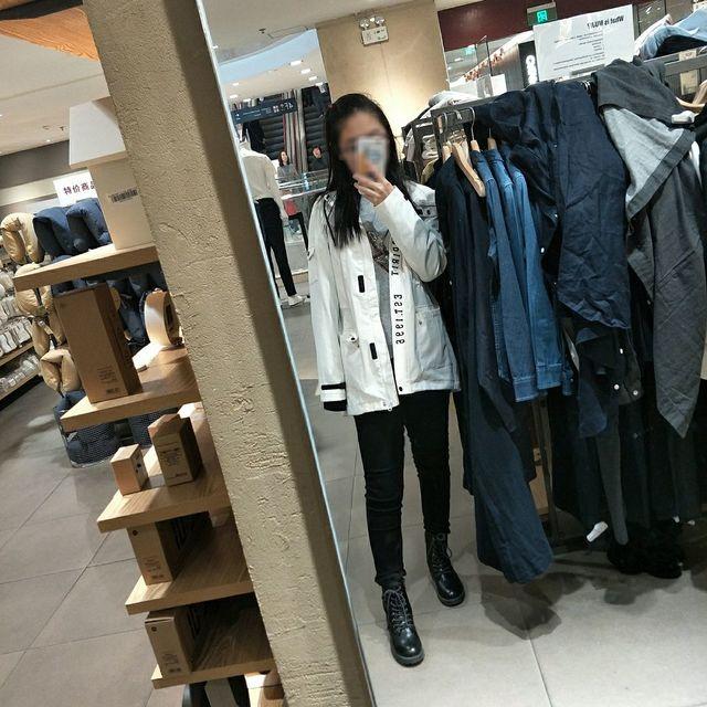 今天穿这样,北京市,MUJI,大粗腿