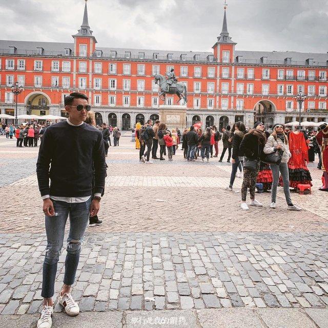 风景这边独好,我的instagram照片,旅行是我的解药,喜欢请点赞,马德里