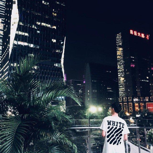 广州,total look