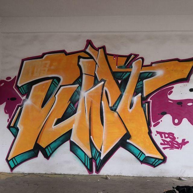 graffiti,废墟,涂鸦墙