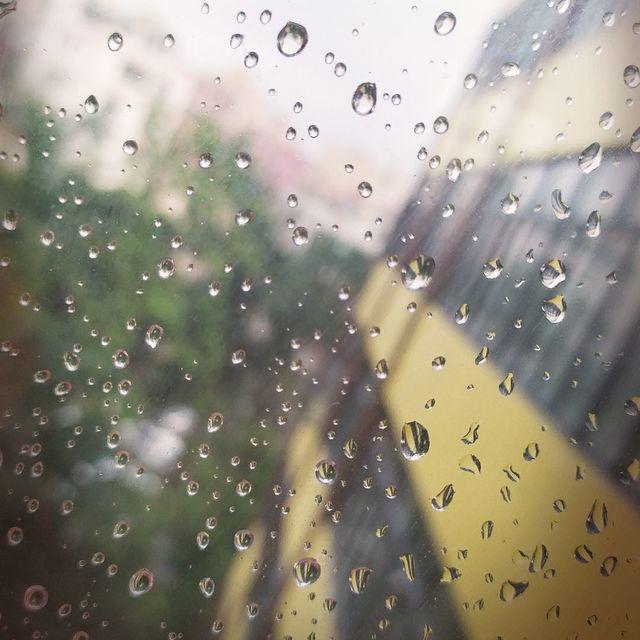 互粉互赞,手机摄影,下雨了,广州