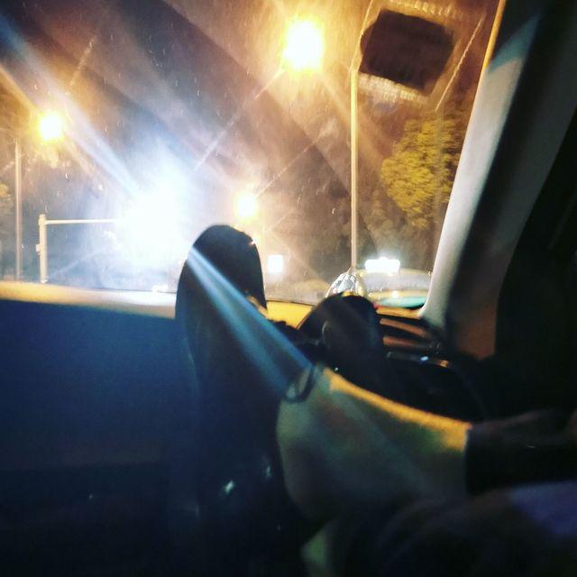 累,在路上
