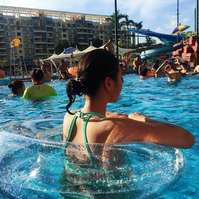 游泳池,互粉互赞,生命在于运动