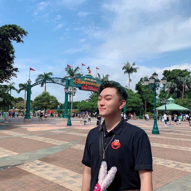 今天穿这样,衣如从前,Disney,香港,me