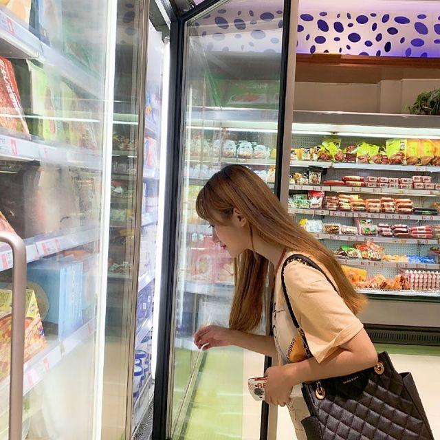 超市,兰州市,侧脸怪