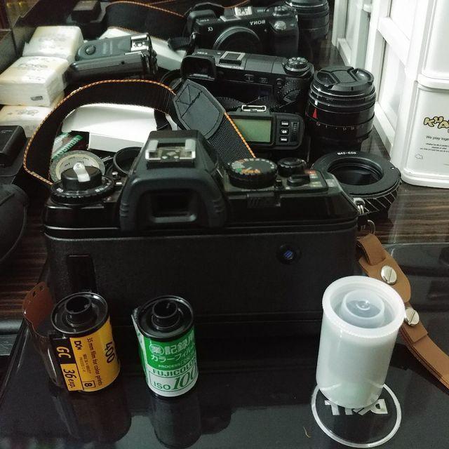 Fujifilm,胶片摄影