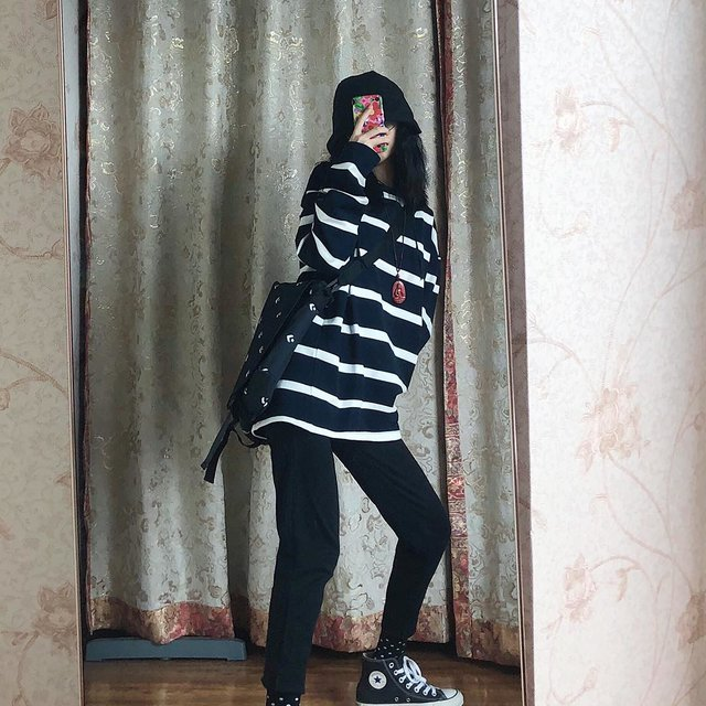 今天穿这样,衣如从前,条纹控,CBCD-CHINA