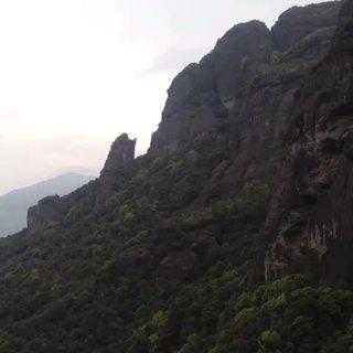风景这边独好,灵通岩风景区